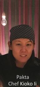 15 Pakta Chef Kioko