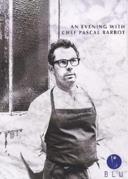 PascalBarbout BLU Menu
