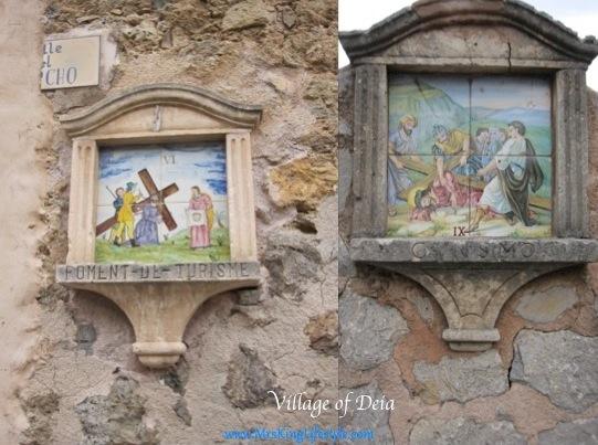 10 Deia Village Mallorca Plaques_new