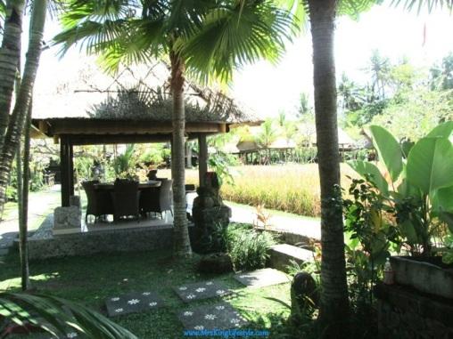 8 Bali Bebek Tepi Sawah pavillion