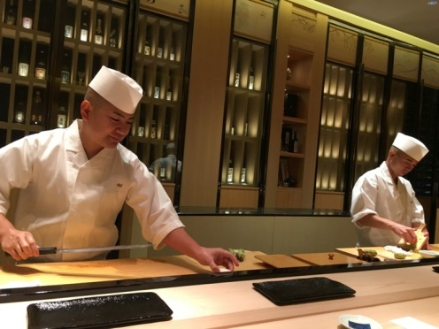 2 Shinji Kikuchi-san Head Chef