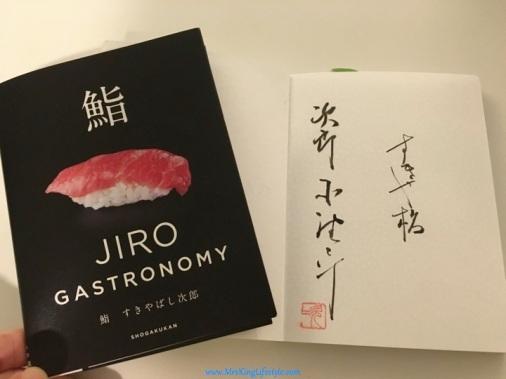 Jiro Ono Autograph Jiro Gastronomy_new