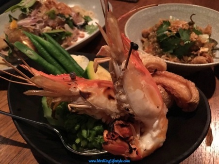 Nahm Prawns with Relish_new
