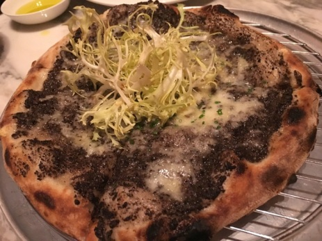 2 Truffle Pizza Dempsey Cookhouse