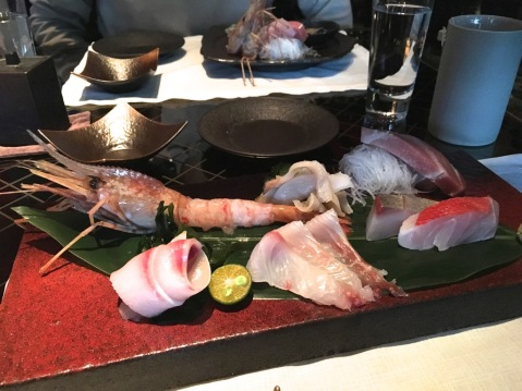 M Cuisine Deluxe Sashimi