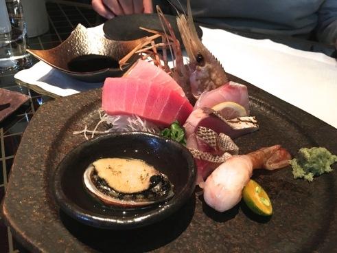 M Cuisine Sashimi