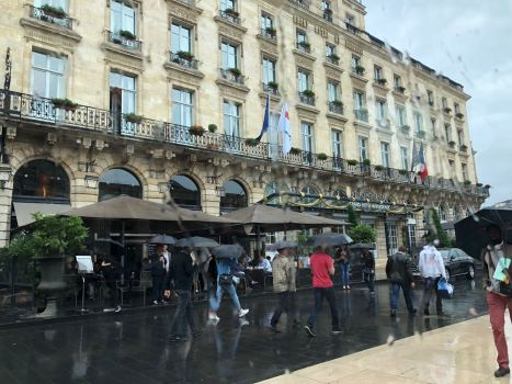 Le Grand Hotel Exterior