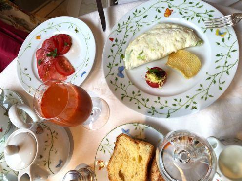 L'Epicure Healthy breakfast