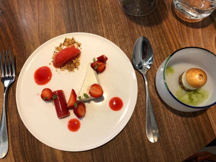 Yam TCha Desserts