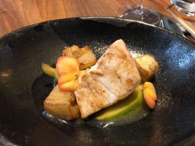 Yam TCha WHite fish